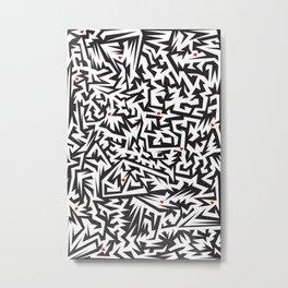 Love labyrinth Metal Print