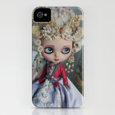 BAROQUE MARIE ANTOINETTE BLYTHE ART DOLL PINK iPhone (4, 4s) Slim Case