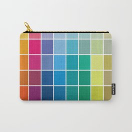 Colorful Soul - All colors together Carry-All Pouch