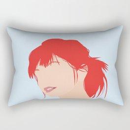 Hayley Williams Rectangular Pillow