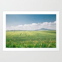 Moravia Art Print