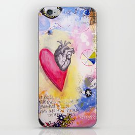 Proverbs 17:22 iPhone Skin