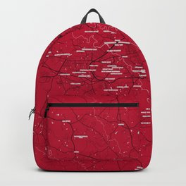 FanMap | NCAA UGA #01 Backpack