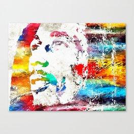 B. Marley Canvas Print