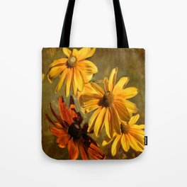 Sunshine in my Garden Two Tote Bag