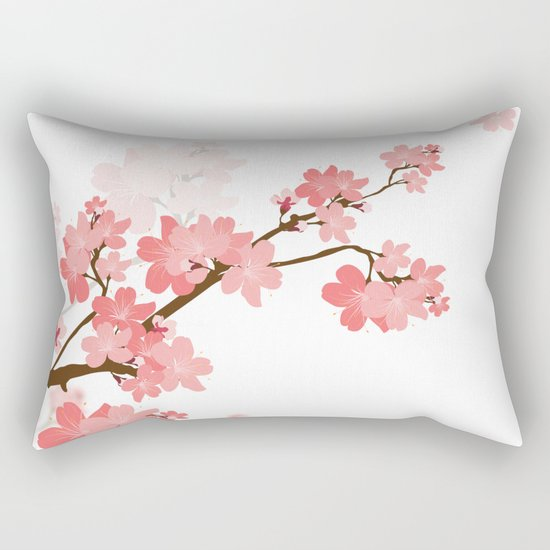 Cherry Rectangular Pillow