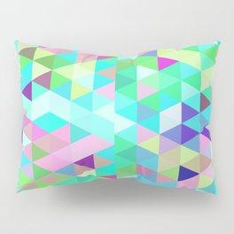Triangle Mix #4 Pillow Sham