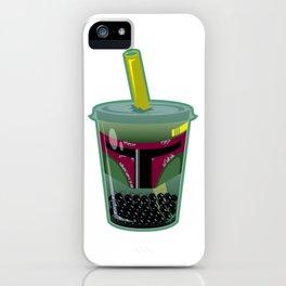 Boba Tea iPhone Case