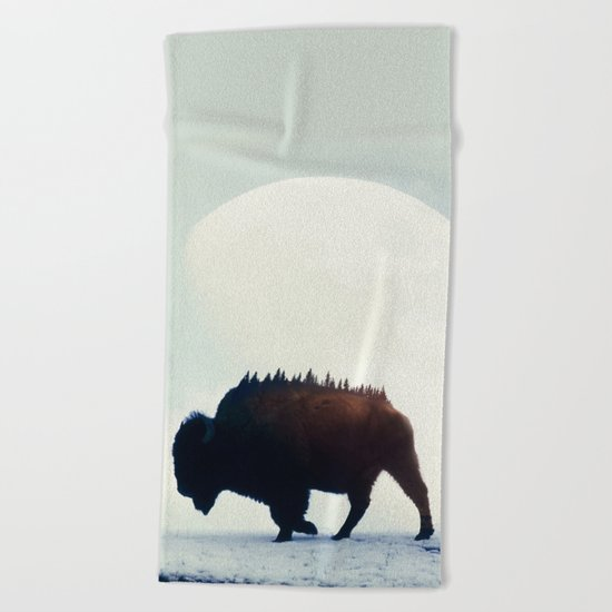 Wild West #society6 #decor #buyart Beach Towel