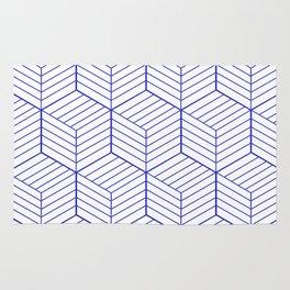 ZADA ((berry blue)) Rug