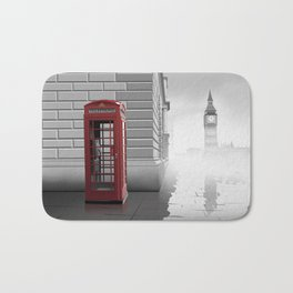 London Bath Mat