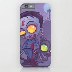 Pet Cemetery: Zombie Boy and his Zombie Cat iPhone 6s Slim Case