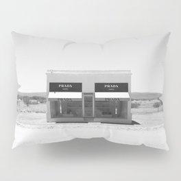 Desert Materialism Pillow Sham