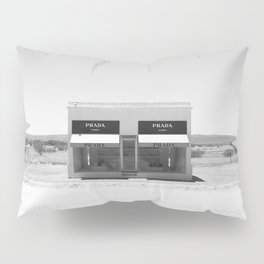 Desert Materialism Pillow Sham