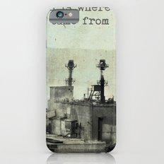 A Reminder Slim Case iPhone 6s