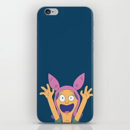 Louise Belcher YAY iPhone Skin