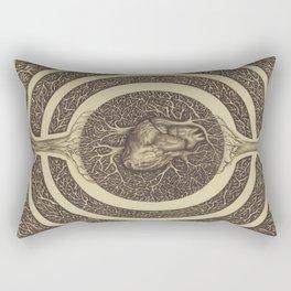 Heart of the Matter  Rectangular Pillow