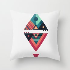 Arrow 04 Throw Pillow