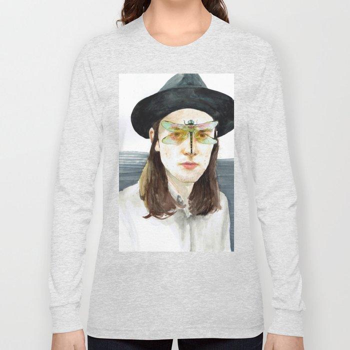 FIREFLY-EYED Long Sleeve T-shirt