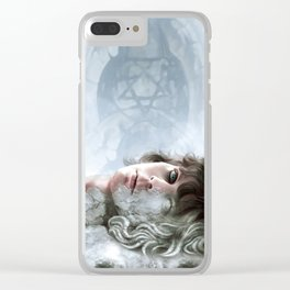 Resurrection Clear iPhone Case