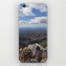 Brown's Peak Arizona Landscape - Four Peaks iPhone Skin
