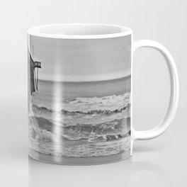 """An Old Feel"" Pier Coffee Mug"