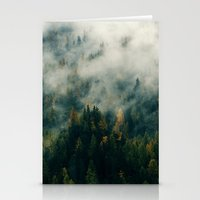 fog Stationery Cards featuring Fog by EclipseLio