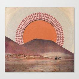 Sacaton Canvas Print