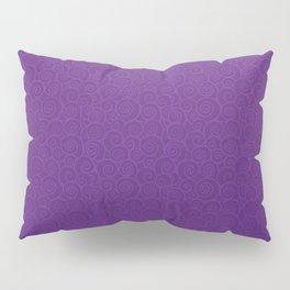 Mei Skin Heliotrope Pattern Pillow Sham