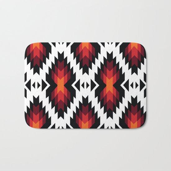 American Native Pattern No. 13 Bath Mat