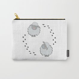 Cute Couple Carry-All Pouch