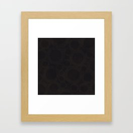 Jaguar Woodsmoke Framed Art Print