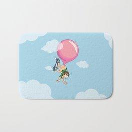 Don't Swallow Your Bubble Gum Bath Mat