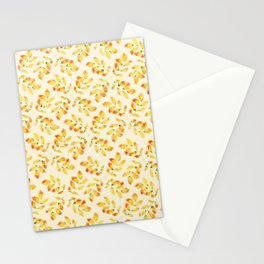 Pattern leaves at Autumn Stationery Cards