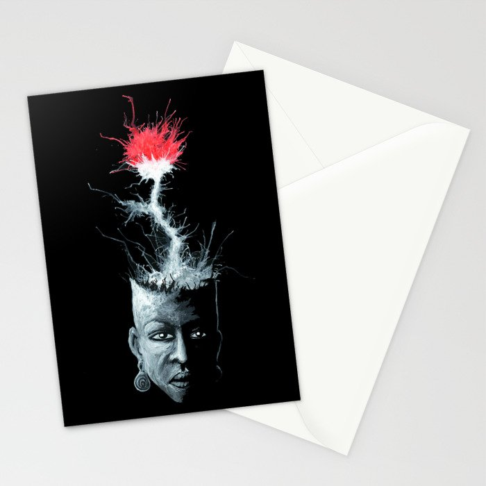 """""""Power"""" Stationery Cards"""