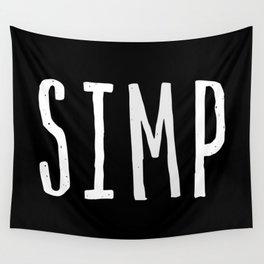 simp series // no. 1 Wall Tapestry