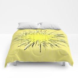 Bursting Comforters