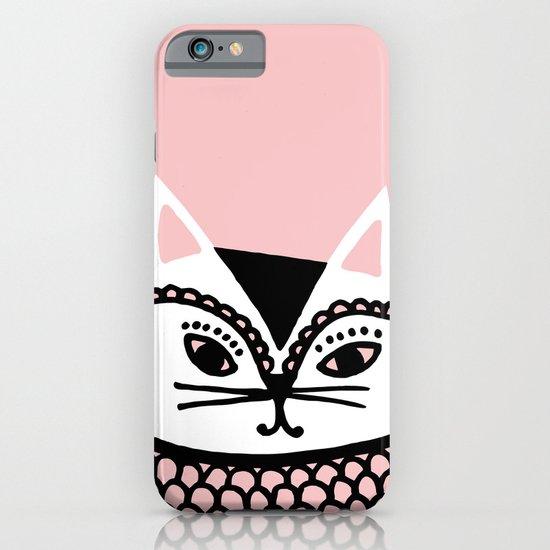 Katze #2 iPhone & iPod Case