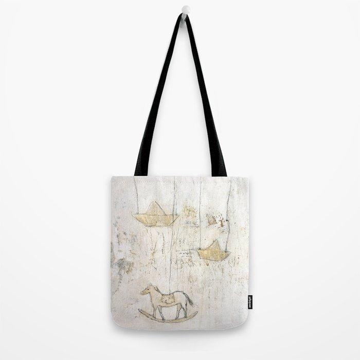 little memory Tote Bag