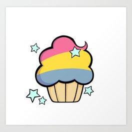 Pancupcake Art Print