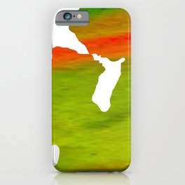 Colorful Art He and Me Love Art iPhone Case