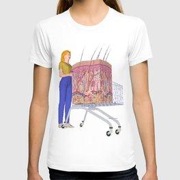 Skinny Shopper T-shirt