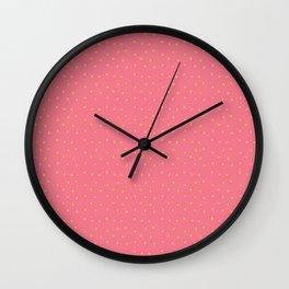 LOVE SNEAKERS Wall Clock