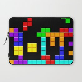 Tetris Love Laptop Sleeve