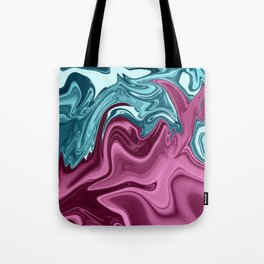 ABSTRACT LIQUIDS XXXI Tote Bag