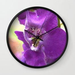 Flower DD Wall Clock