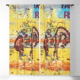 Fair & Rodeo Blackout Curtain