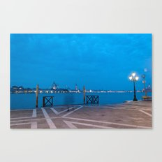 Venice ghosts Canvas Print