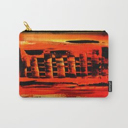 Rising City Carry-All Pouch