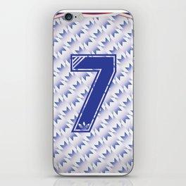 United Away 91 iPhone Skin